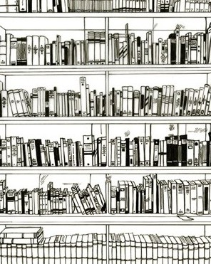 Bookcase No.7 [Detail] Jonathan Kelham