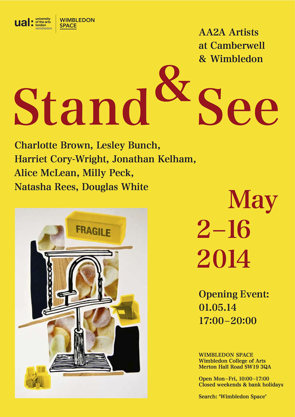 Stand&See