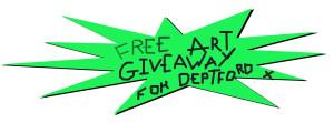 FREE ART GIVEAWAY